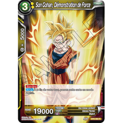 BT6-083 Son Gohan, démonstration de force