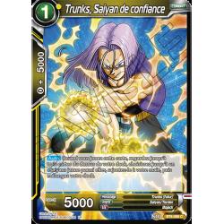 BT6-086 Trunks, Saiyan de confiance