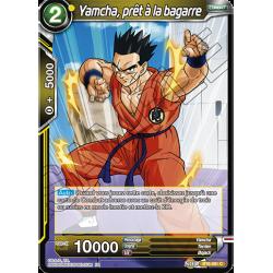BT6-091 Yamcha, prêt à se battre