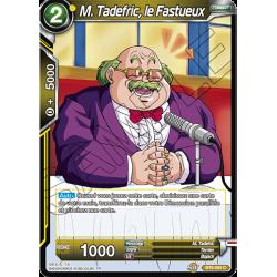 BT6-092 M. Tadefric, le Fastueux