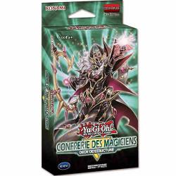 Yu-Gi-Oh! - Deck de Structure Confrérie des Magiciens