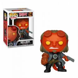 750 Hellboy W/Bprd Tee