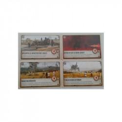 Scythe - Cartes Objectifs 24-27