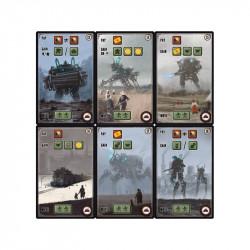 Scythe - Cartes Usine 13-18