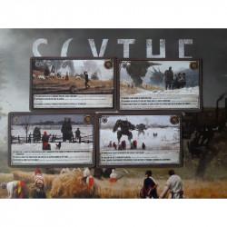 Scythe - Cartes rencontre 33-36