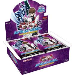 Yu-Gi-Oh! - Boîte 36 Boosters Speed Duel : L'assaut des profondeurs