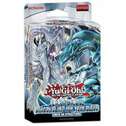 Yu-Gi-Oh! - Deck de Structure La Saga du Dragon Blanc aux Yeux Bleus - Réimpression