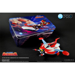 Grendizer / Goldorak Soucoupe Die Cast Retro Color Edition Deluxe