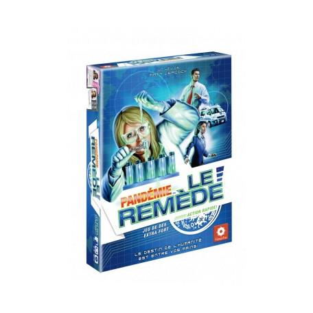 Pandémie - le Remède