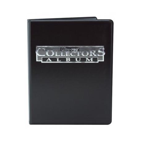 Portfolio A4  9 cases Ultra Pro - Noir
