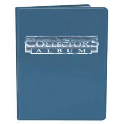 Portfolio A4  9 cases Ultra Pro - Bleu