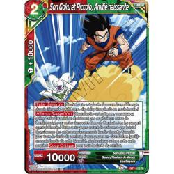 BT7-112 Son Goku et Piccolo, Amitié naissante