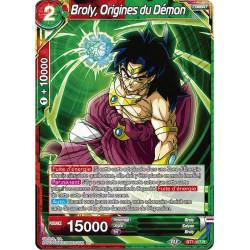 BT7-117 Broly, Origines du Démon