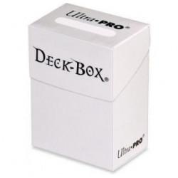 Deck Box Ultra Pro - Blanc