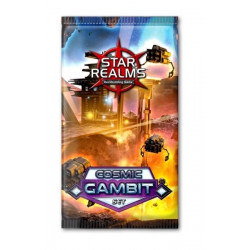 Star Realms - Extension Cosmic Gambit - Booster