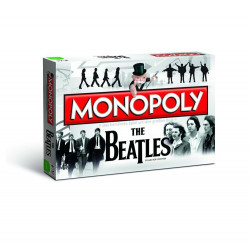 Monopoly The Beatles - VO