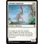 Altisaure surgissant / Looming Altisaur