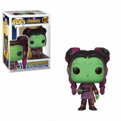 417 Avengers Infinity War  Young Gamora