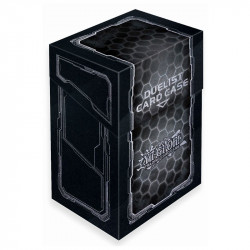 Deck Box Dark Hex
