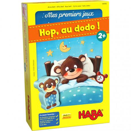 Mes premiers jeux – Hop, au dodo !