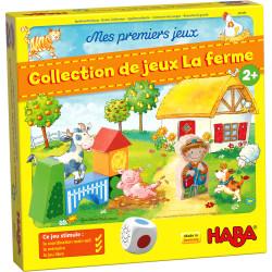 Mes premiers jeux – Collection de jeux La ferme