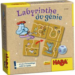 Labyrinthe du génie