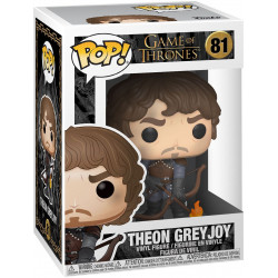 81 Theon Greyjoy With Bow