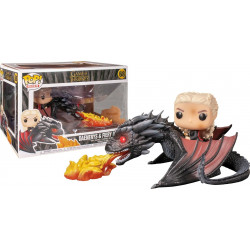 68 Daenerys On Fiery Drogon
