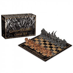 Jeu d'échecs collector -  Game of Thrones