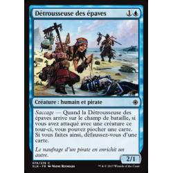 Détrousseuse des épaves / Shipwreck Looter