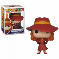 662 Carmen Sandiego