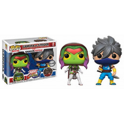 Pack Gamora Vs Strider Exclusive
