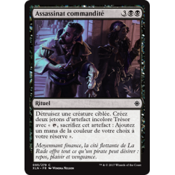 Assassinat commandité / Contract Killing