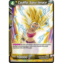 BT7-084 Caulifla, Sœur tenace