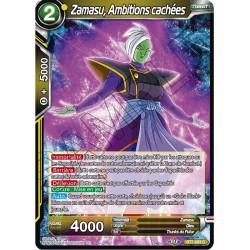 BT7-093 Zamasu, Ambitions cachées