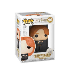 96 Fred Weasley Yule Dress