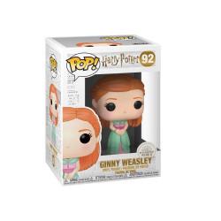 92 Ginny Weasley Yule Dress