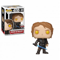 281 Anakin Skywalker Dark Side - Exclusive