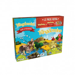 Kingdomino - Le pack royal