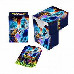 Deck Box Dragon Ball Super : Goku, Vegeta, and Broly