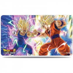 Tapis de Jeu Dragon Ball Super : Vegeta vs. Goku