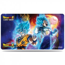 Tapis de Jeu Dragon Ball Super : Goku, Vegeta & Broly