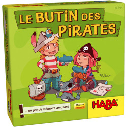 Le butin des pirates