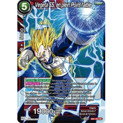 DB1-002 Vegeta SS, en plein Point faible