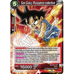 DB1-001 Son Goku, Puissance collective