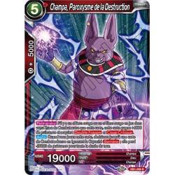 DB1-007 Champa, Intensification de Destruction