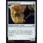 Sentinelle dorée / Gilded Sentinel