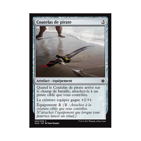 Coutelas de pirate / Pirate's Cutlass