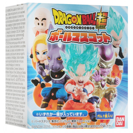 Dragon Ball Z Super QD Mascot VOL 2 Strap Figure