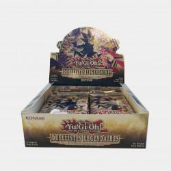 Yu-Gi-Oh! -Boîte 36 Boosters Duellistes Légendaires : Le Héros Magique